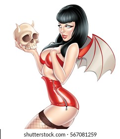 Sexy devil girls pictures