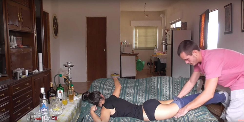 shemale sex with female videos