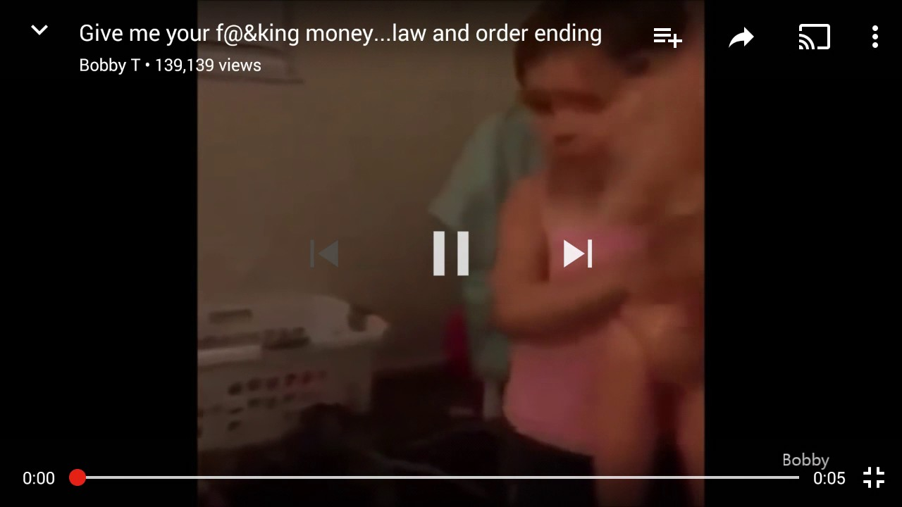 Give me your fucking money vine