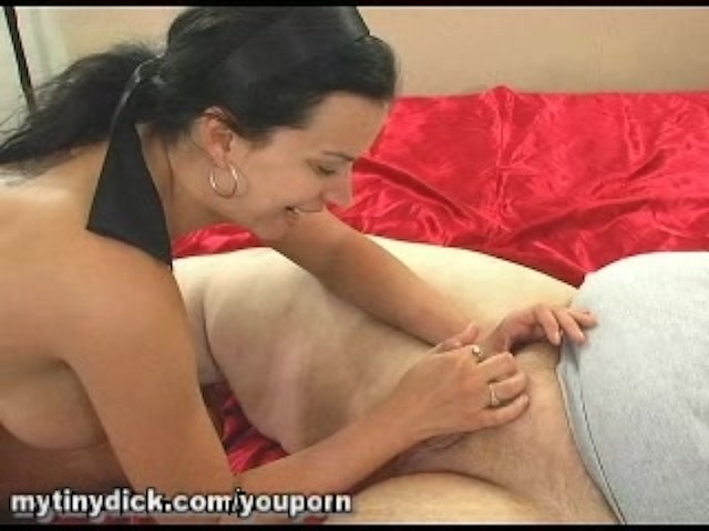 Hot girls fucked by small penises