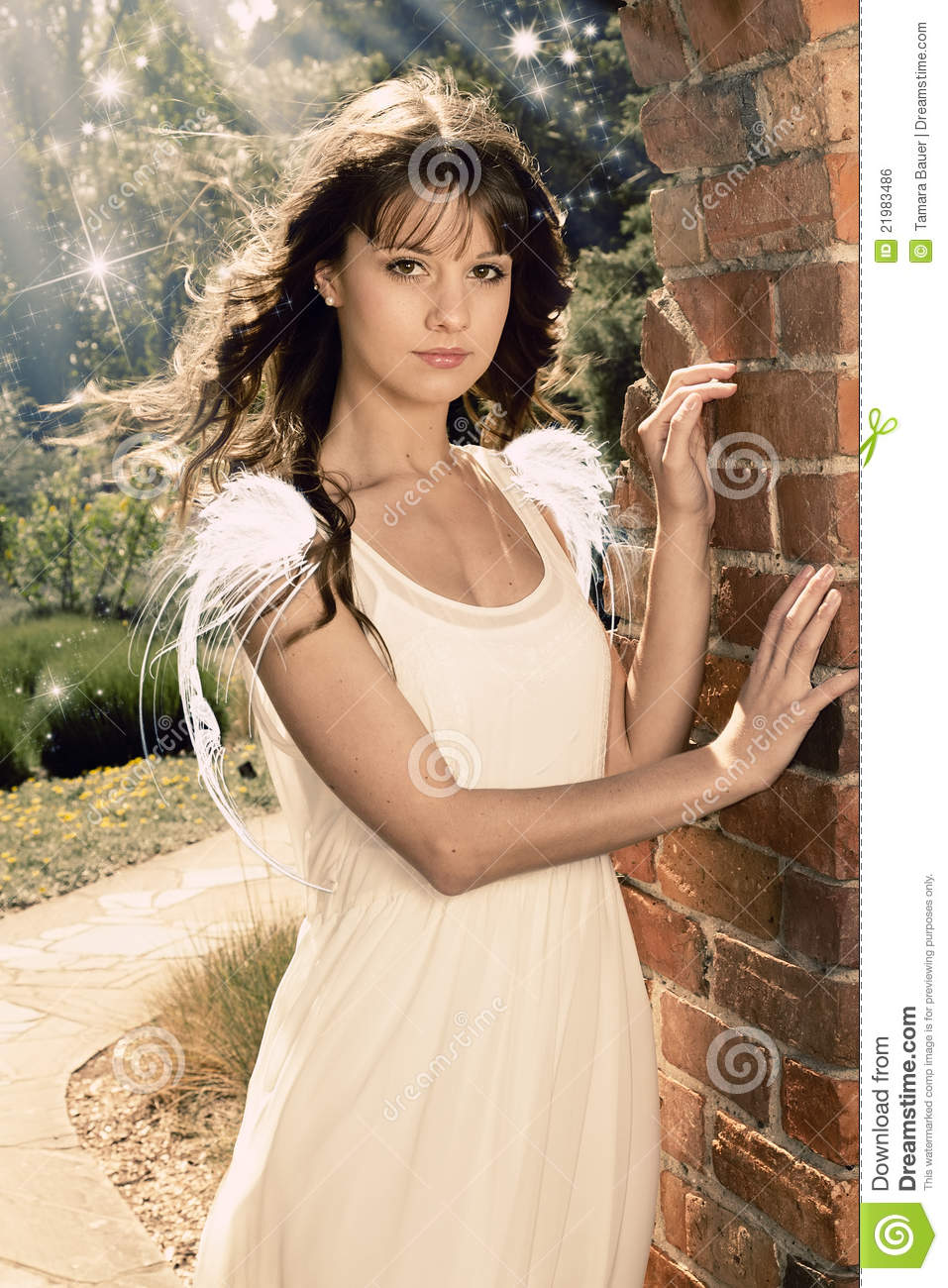 Beautiful angel pictures download