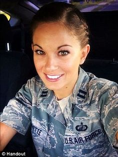 Real airforce girls nude