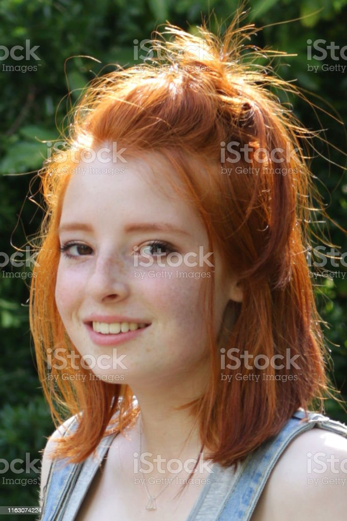 Young redhead girls