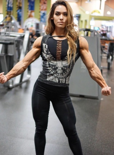 Sexy muscle girls tumblr